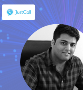 Growing your business through integration marketing I Interview with Gaurav Sharma from JustCall