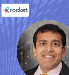 Optimize your website for your outbound sales process I Interview with Abhinav Agrawal from Rocket