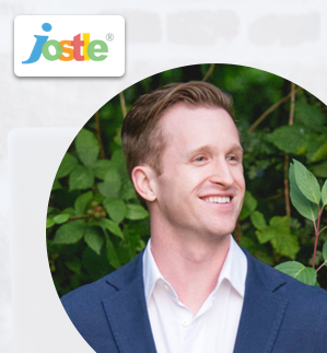 How to identify your internal champion in your target company? I Interview with Dustin Tysick from Jostle