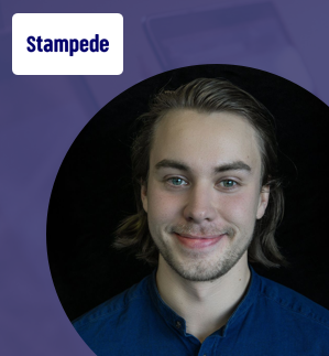 Lead gen tracking - how to know which traffic sources bring leads I Interview with Patrick Clover from Stampede