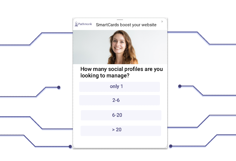 Automated Lead Qualification Web Assistant