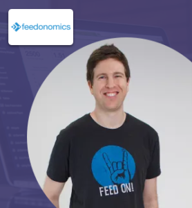 Optimize for lead quality or miss the boat I Interview with Brian Roizen from Feedonomics