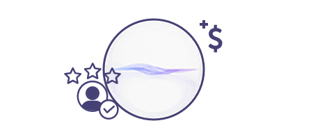 buying experience icon