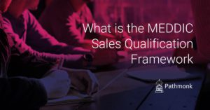 What is the MEDDIC Sales Qualification Framework?