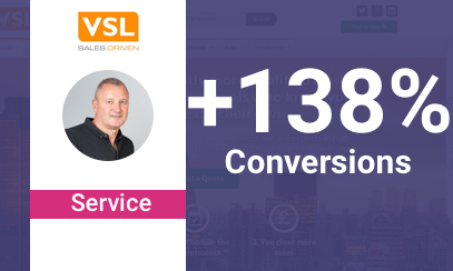 increase lead conversions