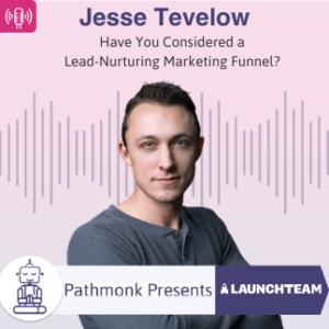 Lead-Nurturing Marketing Funnel