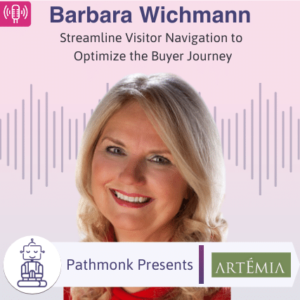 Streamline Visitor Navigation to Optimize the Buyer Journey _ Interview with Barbara Wichmann from Artemia