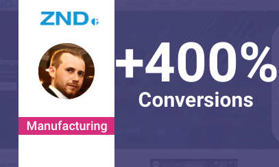 With Pathmonk's Micro-Moments, ZND Quadrupled Their Conversion Rate
