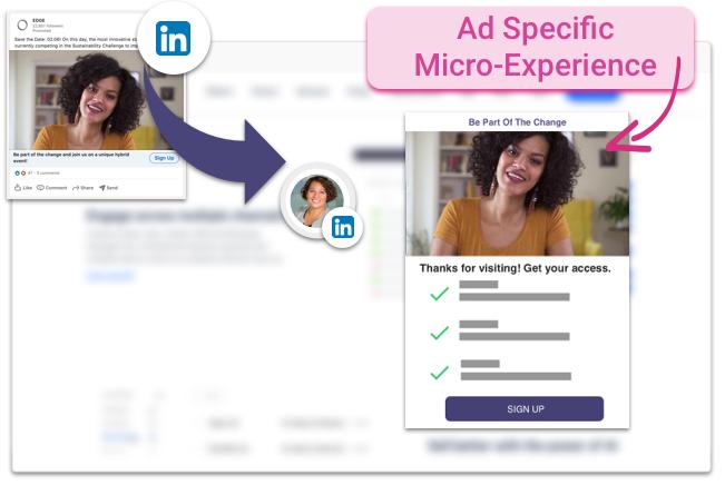 ad-specific-micro-experience