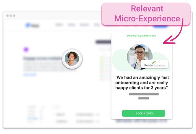 relevant-micro-experience