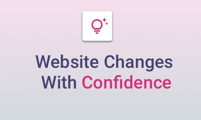 Pathmonk Metrics: Actionable Website Change Suggestions to Implement With Confidence