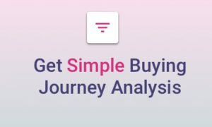 Pathmonk Metrics: Get Actionable Insights With Our Simple Website-Buying-Journey Analysis
